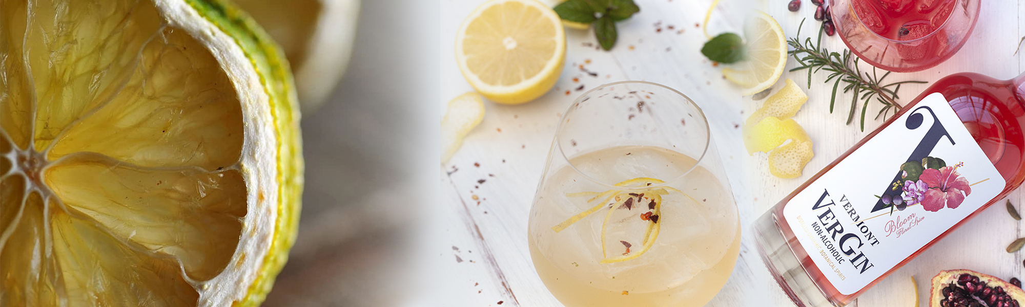 The Biggest Trend In Cocktails? Non-Alcoholic Drinks